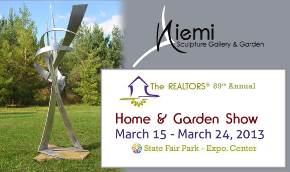 BruceNiemei at the 2013 Home and Garden Show
