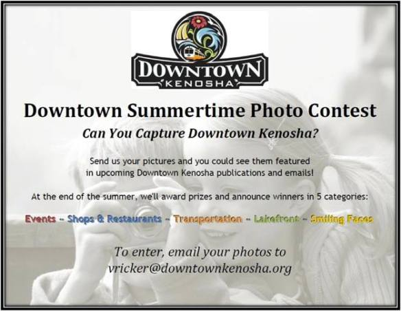 DowntownKenoshaSummerPhotoContest