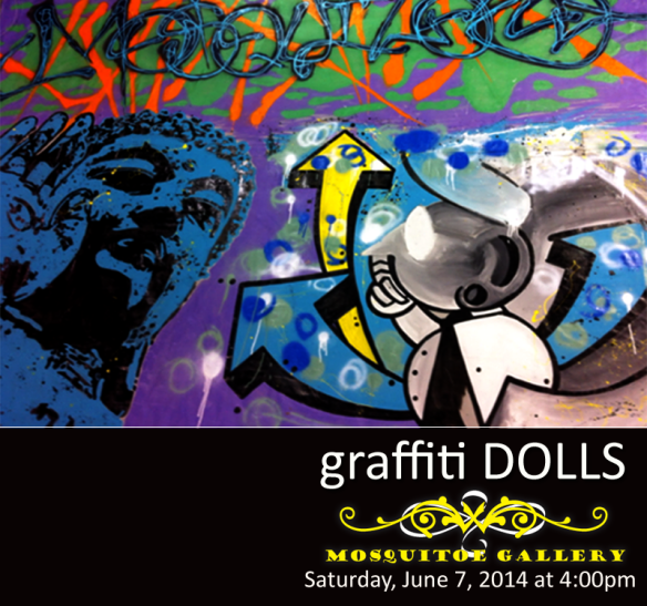 graffitiDOLLS