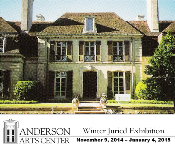 Anderson Arts Center Winter Juried Exhibit