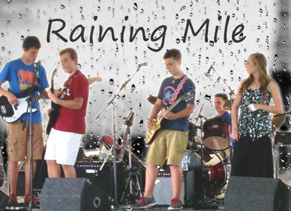 Raining Mile