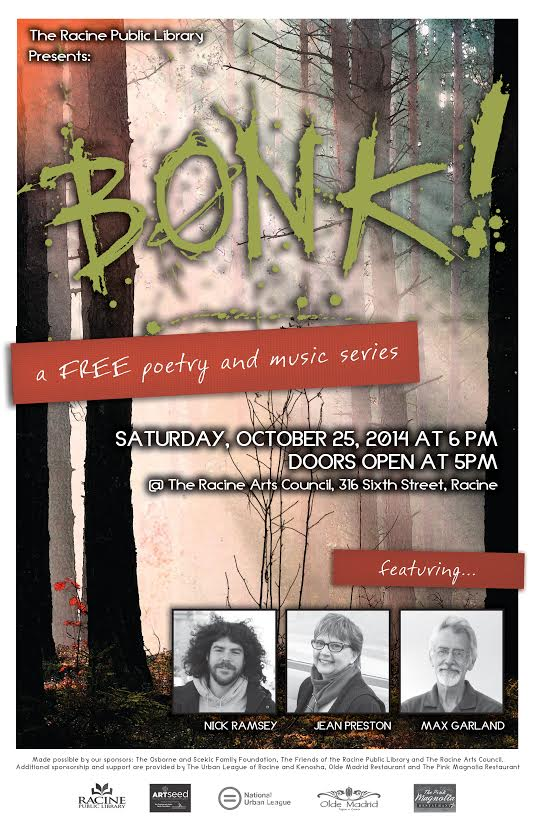 Bonk October 2014